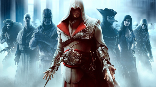 Assassin's Creed verborgen mes