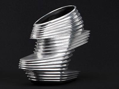 De schoenen ontworpen door Zaha Hadid