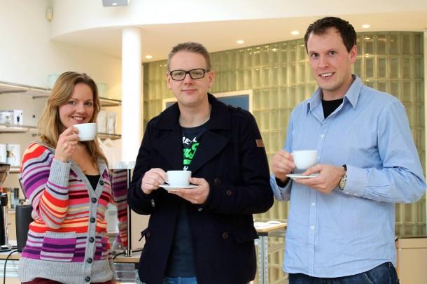 rechts: Robin Nijsse