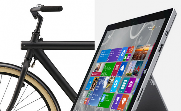 Microsoft Surface Pro 3 - Surface Stories VANMOOF