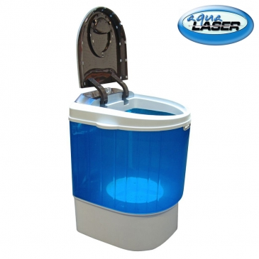 aqua laser wasmachine