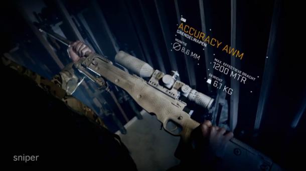 sniper accuracy defensie