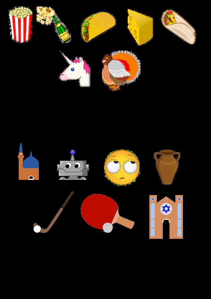 nieuwste emoticons