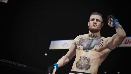 EA sports ufc 2 conor mcgregor
