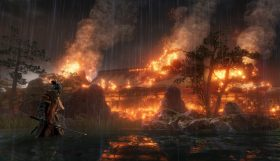 Sekiro fire